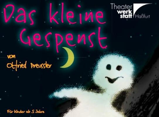 Das kleine Gespenst, Theaterwerkstatt Haßfurt